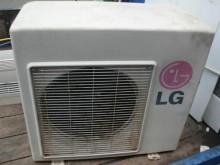 [9成新] 日昇家電~LG0.8噸分離式冷氣分離式冷氣無破損有使用痕跡
