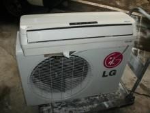 日昇家電~LG1噸分離式冷氣分離式冷氣無破損有使用痕跡