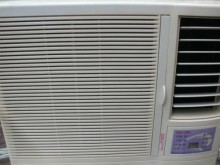[9成新] 日昇家電~聲寶0.8噸右吹窗冷窗型冷氣無破損有使用痕跡