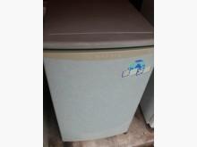[9成新] 黃阿成~東元90公升單門冰箱冰箱無破損有使用痕跡