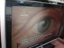 [9成新] 黃阿成~BENQ42型液晶電視電視無破損有使用痕跡