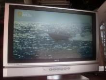 [9成新] 黃阿成~明基32型液晶電視電視無破損有使用痕跡