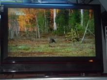 [9成新] 黃阿成~明基42型液晶電視電視無破損有使用痕跡