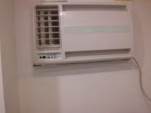 [9成新] 日昇家電~國際0.8噸左吹窗冷窗型冷氣無破損有使用痕跡