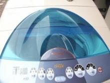 [9成新] 日昇家電~國際10公斤單槽洗衣機洗衣機無破損有使用痕跡