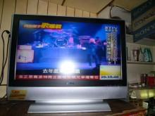 [8成新] 聲寶32液晶畫質清晰色彩鮮艷電視有輕微破損