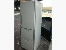 [9成新] 日昇~原裝日立355公升三門冰箱冰箱無破損有使用痕跡