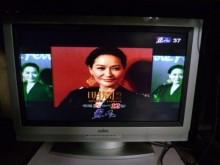 [8成新] SAMPO聲寶32吋液晶色彩鮮艷電視有輕微破損