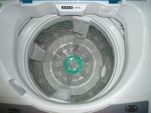 [8成新] 黃阿成~國際15公斤洗衣機洗衣機有輕微破損
