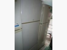 [8成新] 日昇家電~夏普350公升三門冰箱冰箱有輕微破損