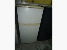 [9成新] 日昇家電~東元130公升雙門冰箱冰箱無破損有使用痕跡