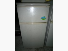 [9成新] 日昇家電~歌林93公升雙門冰箱冰箱無破損有使用痕跡