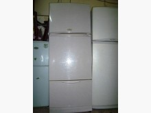 [8成新] 聲寶美滿.環保.大3門冰箱~冰箱有輕微破損