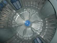 [8成新] 黃阿成~金星12公斤洗衣機洗衣機有輕微破損