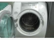 [9成新] 家庭用國際牌滾筒洗衣機洗衣機無破損有使用痕跡