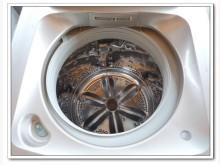[8成新] 黃阿成~LG13公斤洗衣機洗衣機有輕微破損