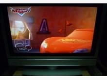 [8成新] 明碁32吋液晶色彩鮮艷畫質佳電視有輕微破損