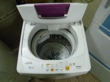 [8成新] 東芝高速風乾洗衣機超漂亮...@洗衣機有輕微破損