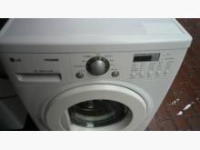 [9成新] 日昇~LG10公斤變頻洗脫烘滾筒洗衣機無破損有使用痕跡