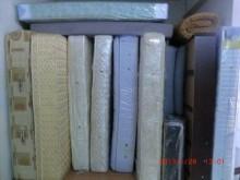 [8成新] 樂居二手傢俱館 特價二手床墊雙人床墊有輕微破損
