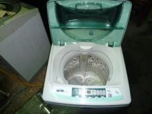 [8成新] 聲寶10公斤洗衣機超漂亮...@洗衣機有輕微破損