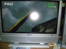 [8成新] 新格32吋液晶色彩鮮艷畫質佳電視有輕微破損