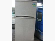 [8成新] 黃阿成~金星130公升冰箱冰箱有輕微破損
