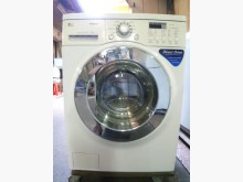 [9成新] LG(9~12)變頻滾筒洗衣機洗衣機無破損有使用痕跡