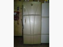 [8成新] 翁小姐~大同環保3門冰箱極新漂亮冰箱有輕微破損
