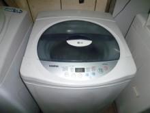 [8成新] LG10.5公斤洗衣機高速風乾洗衣機有輕微破損