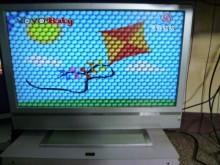[8成新] 李太太中古有保固大同32吋液晶電視有輕微破損
