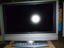 [8成新] 李太太中古有保固明碁32吋液晶電視有輕微破損