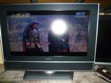 [8成新] PHILIP32液晶色彩鮮艷畫質電視有輕微破損