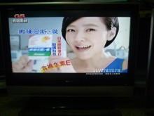 [8成新] 李太太~新格42吋液晶色彩鮮艷電視有輕微破損