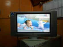[8成新] 黃阿成~聲寶32吋液晶電視電視有輕微破損
