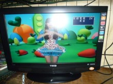 東元32吋液晶畫質優 色彩鮮艷電視有輕微破損