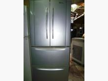 大同四門環保600公升冰箱有保固冰箱有輕微破損