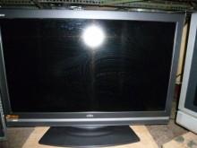 [8成新] 聲寶37吋液晶色彩鮮艷畫質佳電視有輕微破損