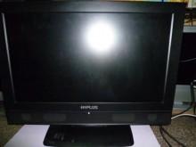[8成新] HIPLUS32液晶色彩鮮艷畫質電視有輕微破損