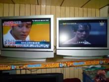 [8成新] 李太太歌林32吋液晶色彩鮮艷電視有輕微破損