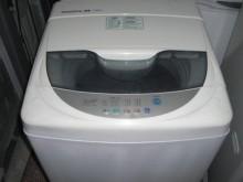 [8成新] LG洗王洗衣機超漂亮7.5公斤洗衣機有輕微破損