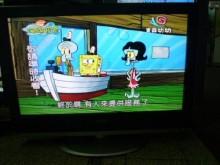 [8成新] 李太太~奇美42吋液晶色彩鮮艷電視有輕微破損