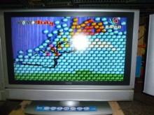 [8成新] BENQ 明碁液晶32吋色彩鮮艷電視有輕微破損