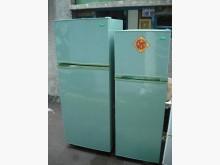 [8成新] 蘋果綠350吉普生冰箱有輕微破損