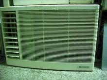 [9成新] 聲寶歌林 東元國際日立冷氣機窗型冷氣無破損有使用痕跡