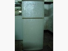 [8成新] 國際東元東芝三洋LG小雙門120冰箱有輕微破損