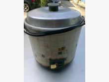 [7成新及以下] 便宜的小電鍋飯鍋/電鍋有明顯破損