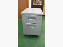 [全新] 宏品二手~全新藍色秘書資料櫃辦公櫥櫃全新