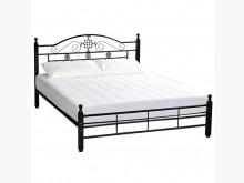 [全新] 時尚傢俱-B{全新哈薩爾5尺鐵床雙人床架全新