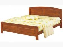 [全新] 歌麗雅柚木色5尺雙人床雙人床架全新
